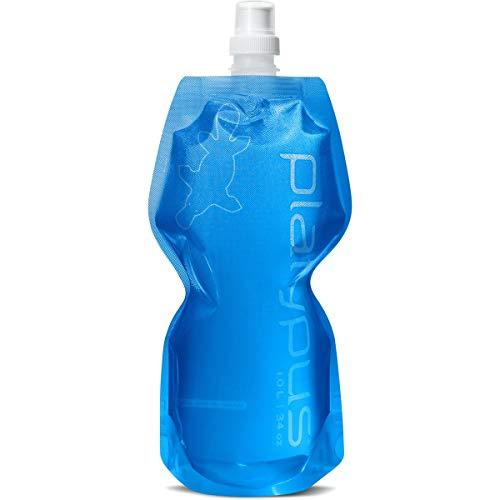 Platypus Trinkflasche SoftBottle, Blau (Blau), 0,5...