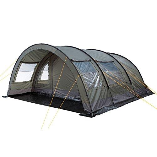 CampFeuer Tunnelzelt für 6 Personen Relax6 |...