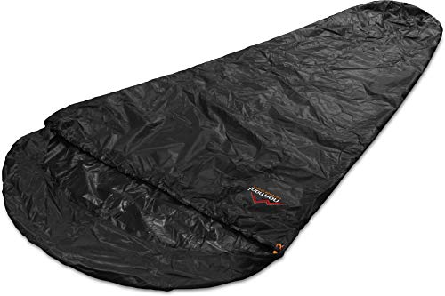 normani Schlafsacküberzug Biwaksack - 100% Wind-...