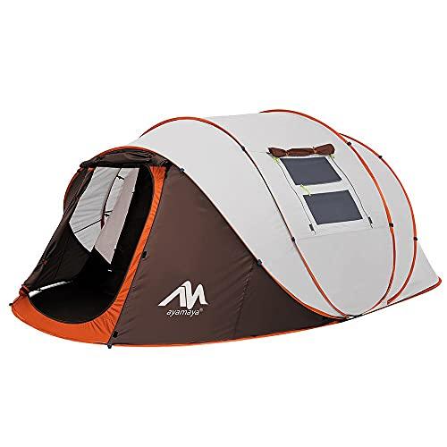 Zelt 4-6 Personen Wasserdicht, Pop up Zelte...